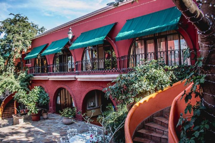 Casa Bella Hotel Boutique Foto: 100 imperdibles de México