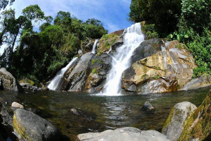 Cascadas de las Sirenas, Chiapas. Foto: Costavisión Chiapas