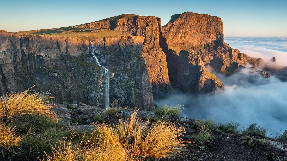 Cascadas Salto del Tugela. Foto: Alexander Nail