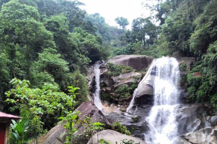 Cascadas de las sirenas. Foto: Costavisión Chiapas