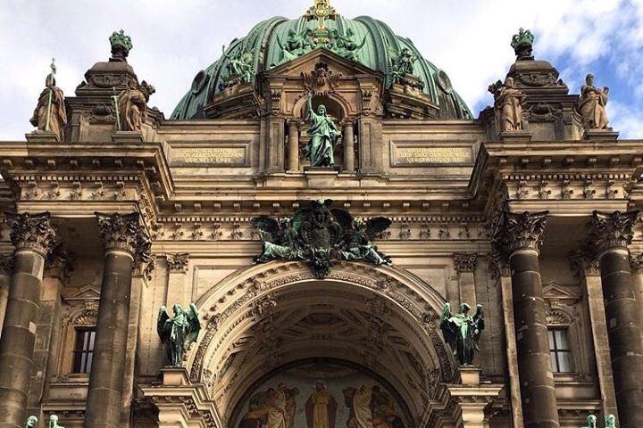 Catedral de Berlín. Foto Saltim.banqui