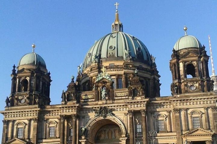 Catedral de Berlín. Foto Viajesdeprinzessin