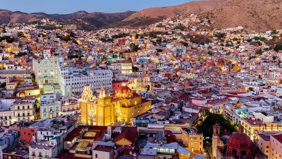 Centro Histórico Guanajuato (Kayak)