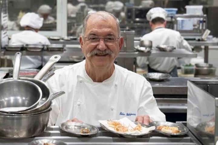 Chef Pedro Subijana. Foto: restauranteakelarre