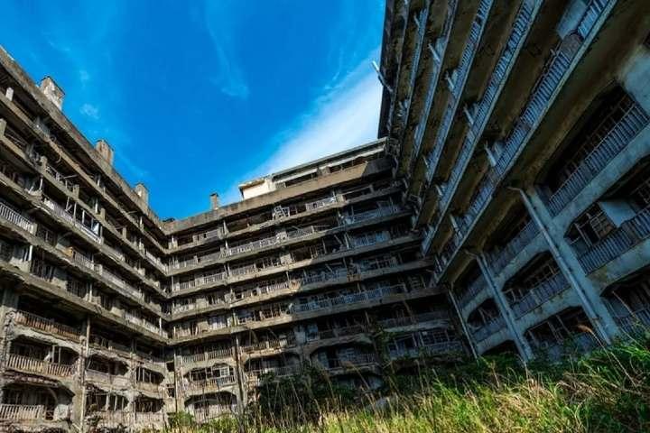 Ciudad abandonada 404 de China. Foto Ray Zubiri