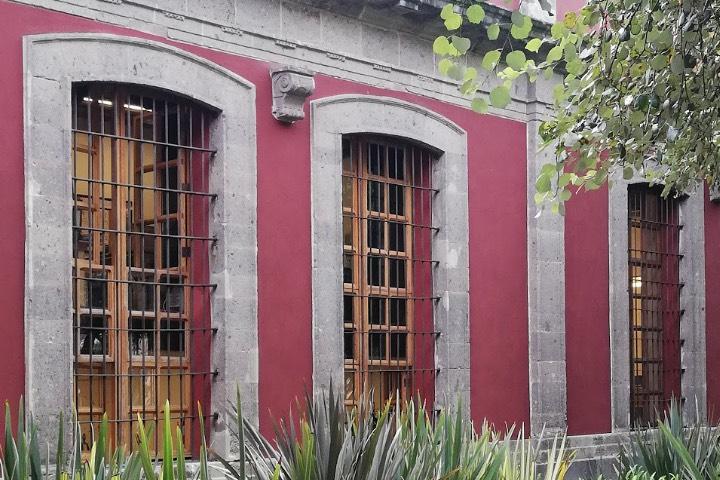 Biblioteca México - Foto Luis Juárez J.