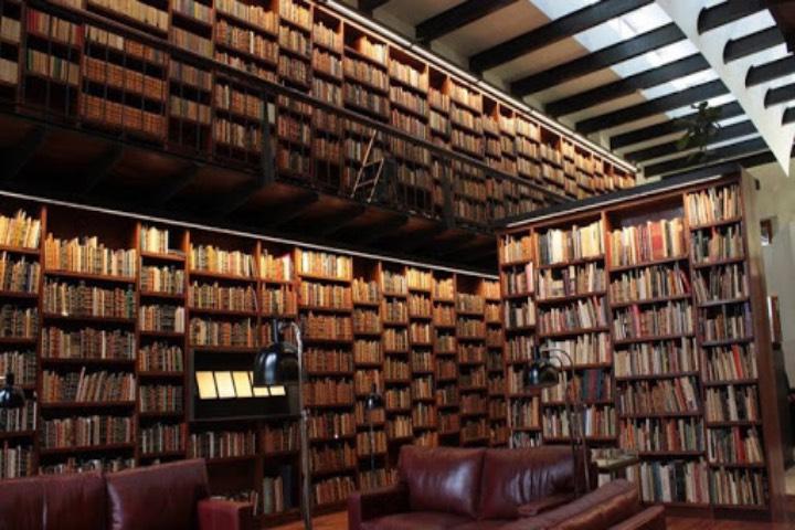 Ciudad de los libros - Foto Travelcdmx