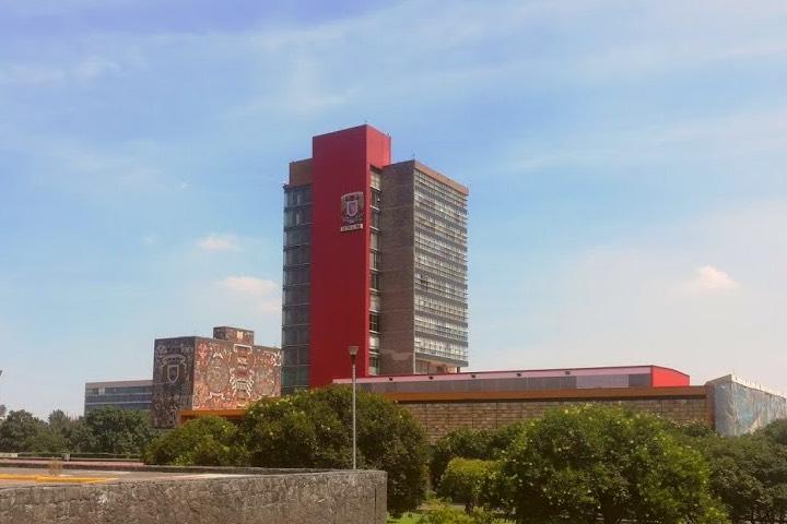 Ciudades Culturales UNAM - Foto Luis Juárez J.