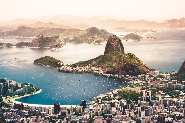Conoce Río la ciudad más importante de Brasil. Foto: Mariano Diaz