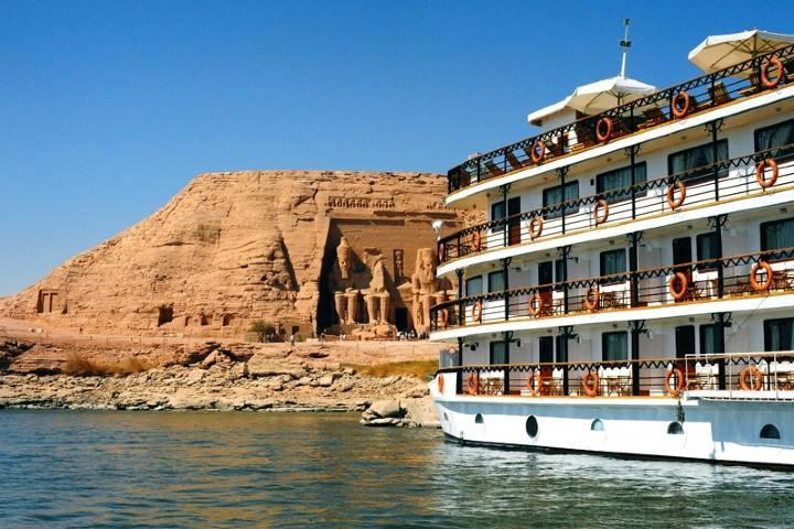 Crucero por el Lago Nasser Foto: Cairo Top tours