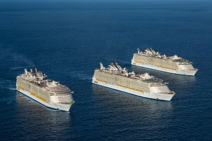 Cruceros Oasis Royal Caribbean Foto: cruise deals expert