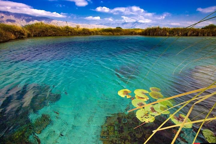 Atrévete a descubrir este paraíso natural que solo México te puede dar. Foto: Youtube