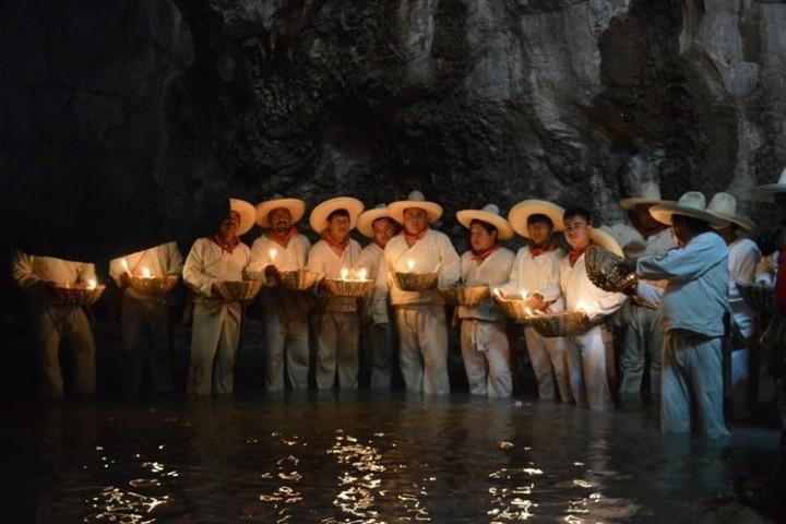 Cueva de las sardinas Foto: Diario Presente