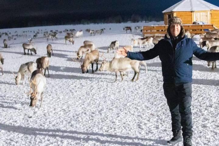 Cultura Sami de Noruega