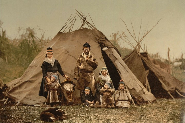 Cultura Sami de Noruega. Foto: Deutsch