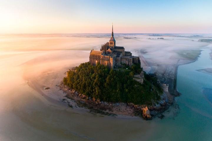 Curiosidades de Mont Saint Michel en Francia. Foto Traveler