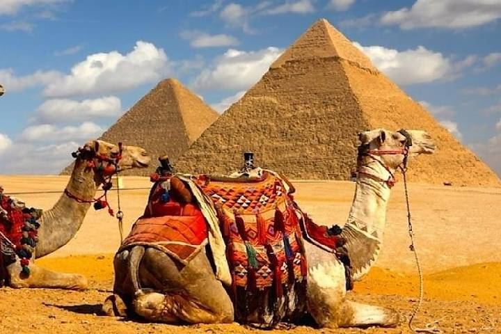 Curiosidades de la Pirámide de Guiza en Egipto