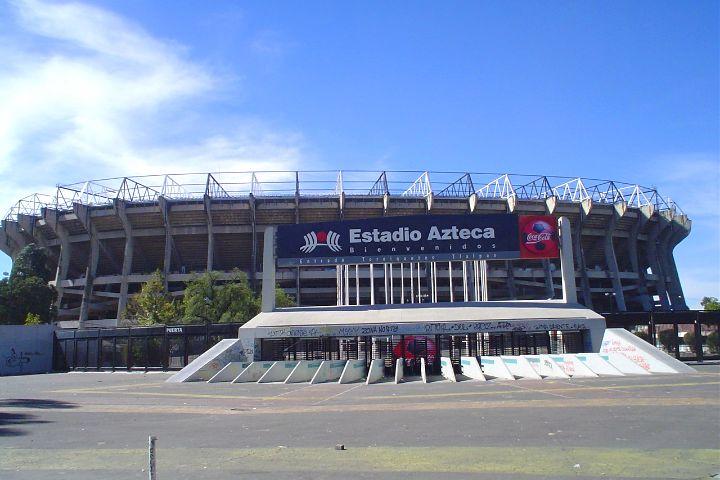 Datos curiosos del Estadio Azteca. Foto: Ramsés Reyes