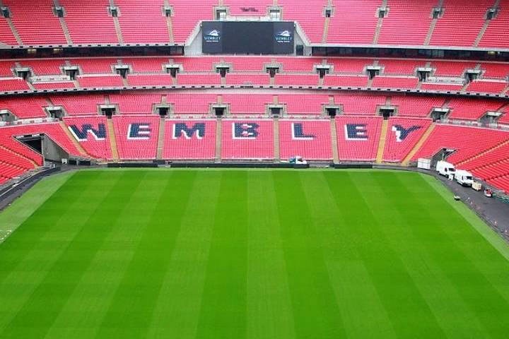 Curiosidades del estadio Wembley Reino Unido