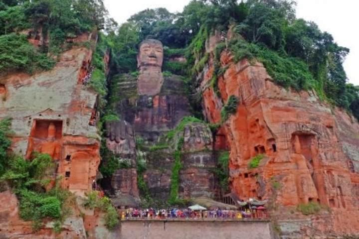 Datos curiosos del Budha gigante de Leshan. Foto mi viaje