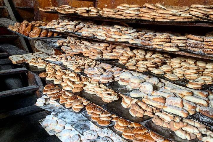 Este es el delicioso pan a la leña de Coatepec. Foto: apuntodecomer