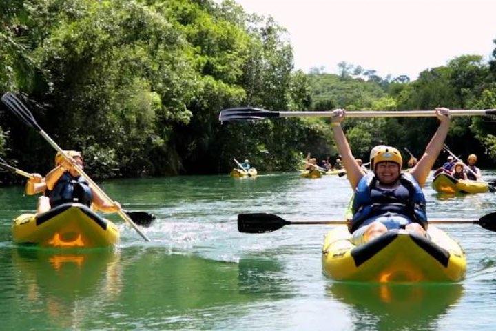 Dentro del Parque Natural Bonito podrás realizar diversas actividades eco turísticas Foto: Tips para tu viaje