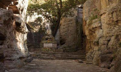 Descubre el famoso santuario clandestino del Cañón de los Milagros. Foto: descubreviajando