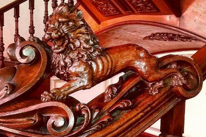 En el Teatro Macedonio Alcalá encontrarás detalles impresionantes en cada rincón. Foto: armandoheragui