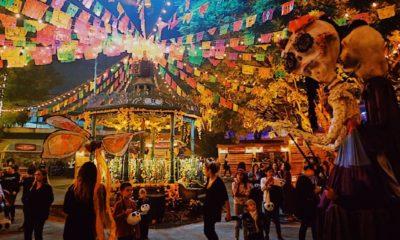 Día de Muertos en región Centro - Occidente de Mexico. Foto: Noticias de Puerto Vallarta y la región