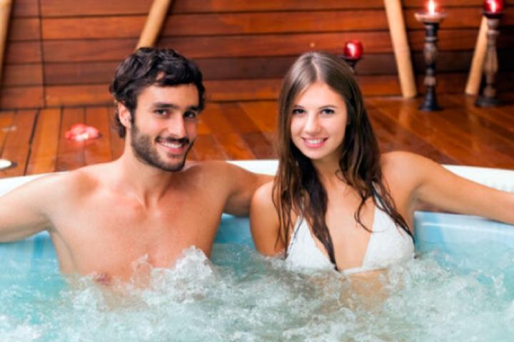 Disfruta un relajante día en pareja Foto: Rosas & Xocolate Hotel