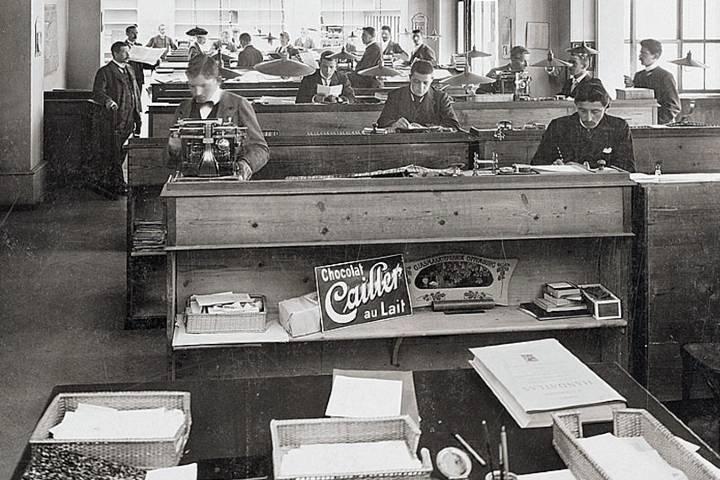 Aquí fue donde la leyenda comenzó... Foto: Nestlé
