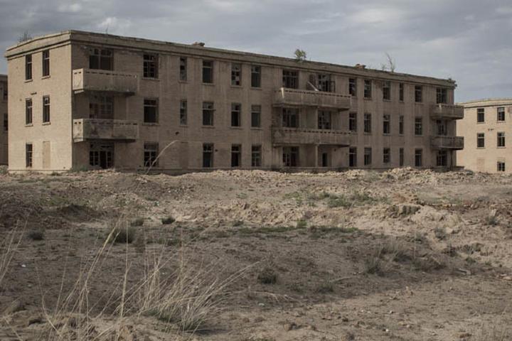Edificios abandonados Foto: El Español
