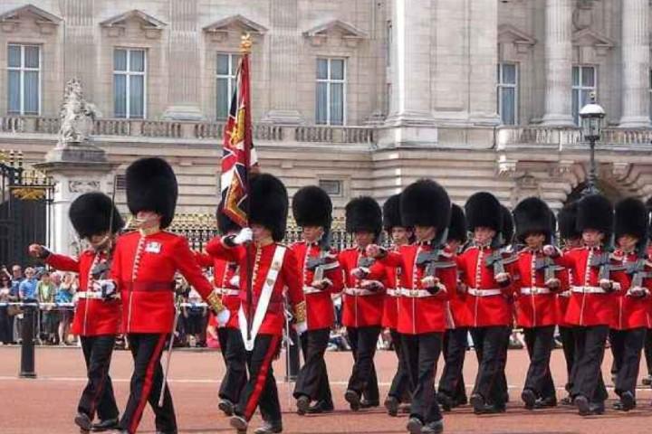 La guardia Inglesa, Británicos de corazón Foto: Reino Unido Hotels
