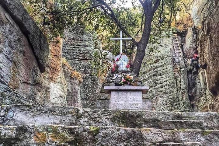El Cañón de los Milagros fue testigo de una importante guerra en México. Foto: iturbidetravel