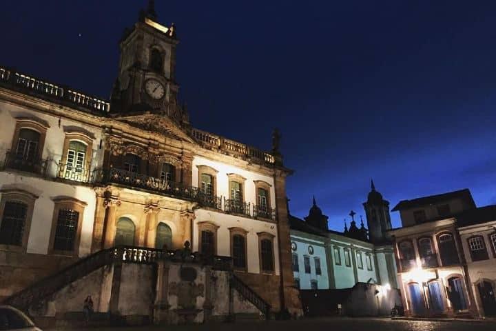 Museo de la desconfianza en la Ciudad de Our Preto Foto: Ourpreto