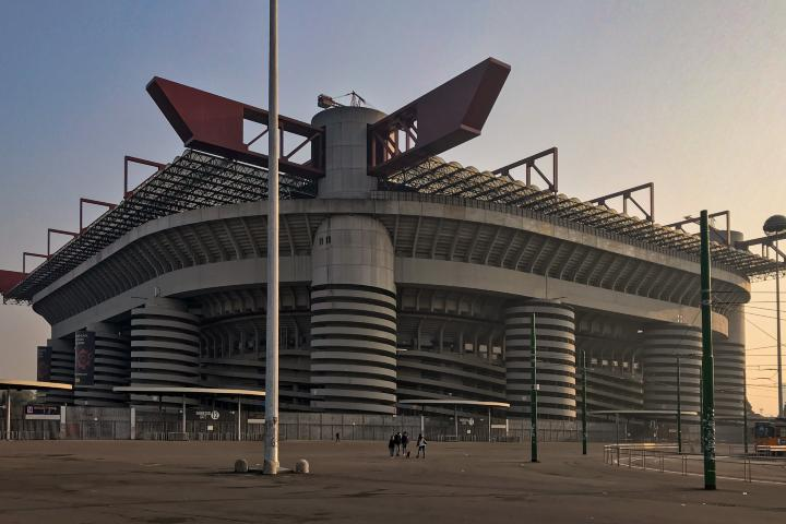 Estadio San Siro Foto: Ulisse Stacchini