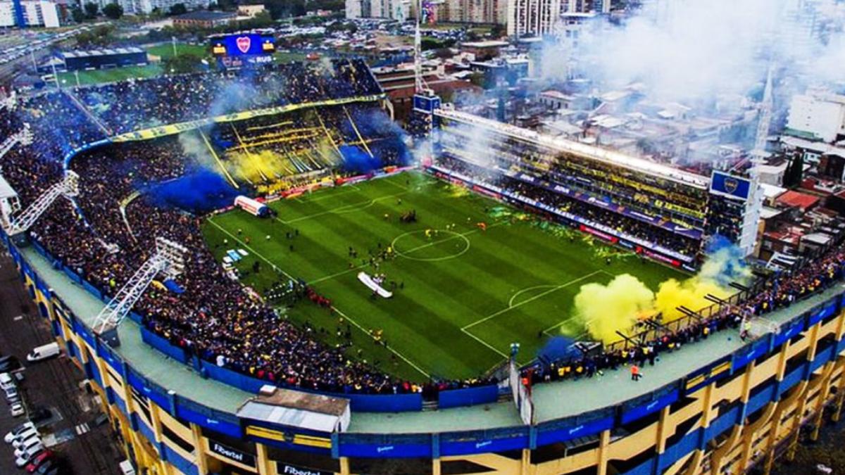 Estadio de la Bocatoma en Buenos Aires Argentina Foto_ Medio Tiempo