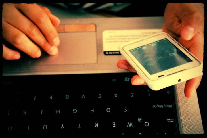 Plataformas digitales para viajar. Foto: Esther Vargas