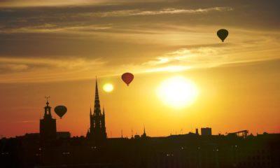 Los mejores días, las noches más increíbles y más te esperan en los destinos turísticos de Estocolmo. Foto: Adela Rad
