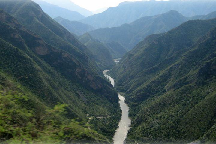 En Landa de Matamoros también se encuentra el fenomenal Río Moctezuma. Foto: caferey11