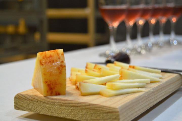 Feria del queso y el vino. Foto: Feria del queso y el vino