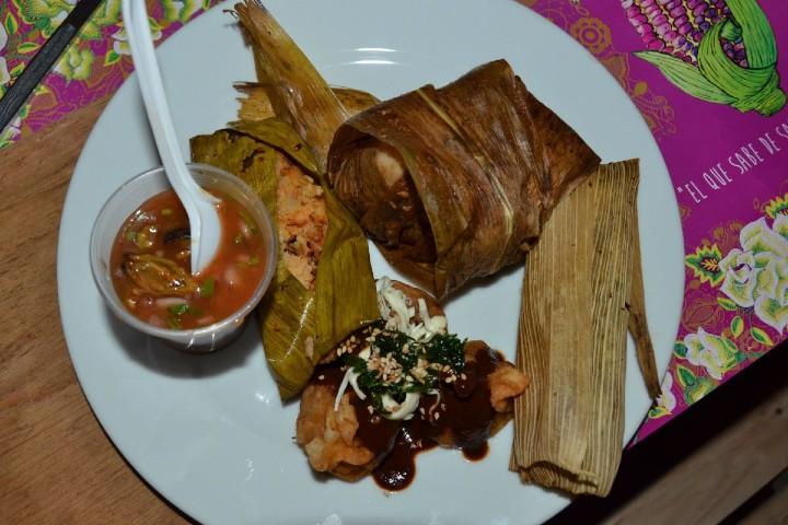 Festival gastronómico el saber del sabor Oaxaca