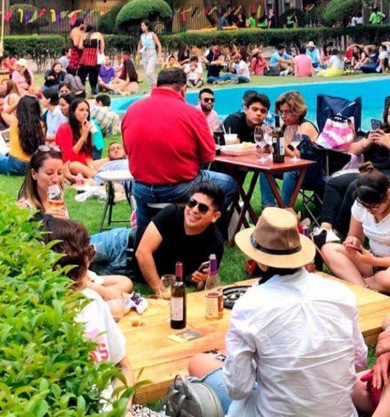 Festival del queso y el vino; una de las fiestas y ferias de Tequisquiapan. Foto: Anton Noticias