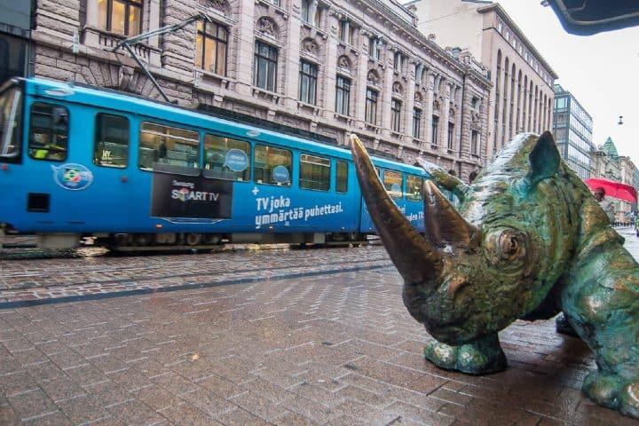 Festivales surrealistas en Finlandia