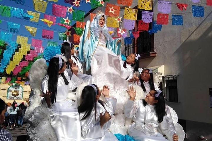 Fiesta Patronal en honor a Santa María de la Asunción. Foto: Archivo