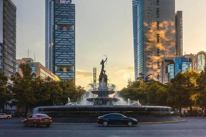 Date una escapadita y visita  La Diana. Foto: reygolens