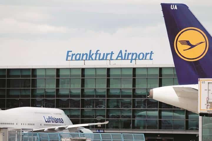 Frankfurt Airpot Lufthansa Foto: Airlineratings