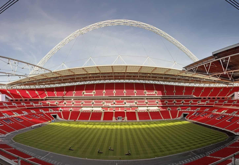 Curiosidades del estadio de Wembley Reino Unido