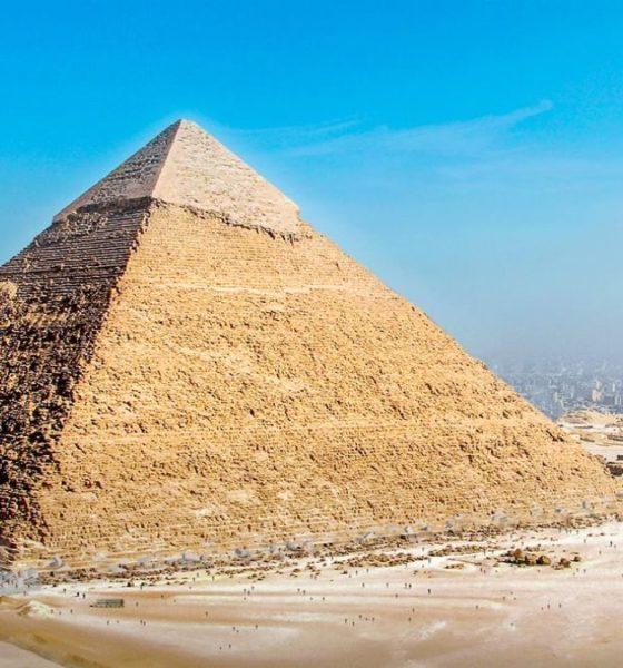 Gran Pirámide de Guiza Foto: NeoMam Studios