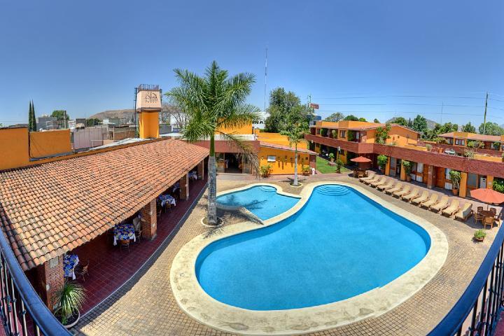Hospédate en la increíble Hacienda la Noria. Foto: TripAdvisor